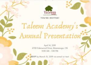 Event - April 14