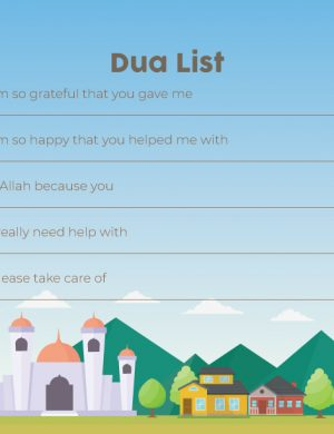 Dua List-Small