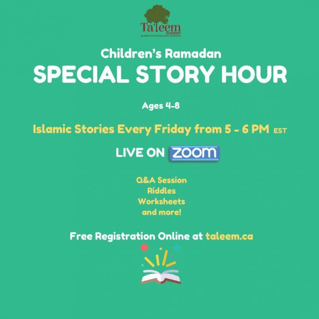 Special Story Hour 2